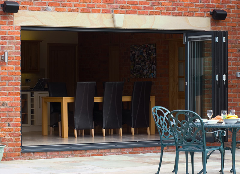 There's a certain brilliance about Bi-Folds...