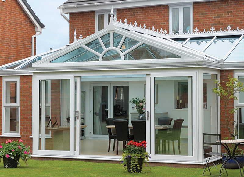 Our master craftsmen will specially configure your Patio Doors...