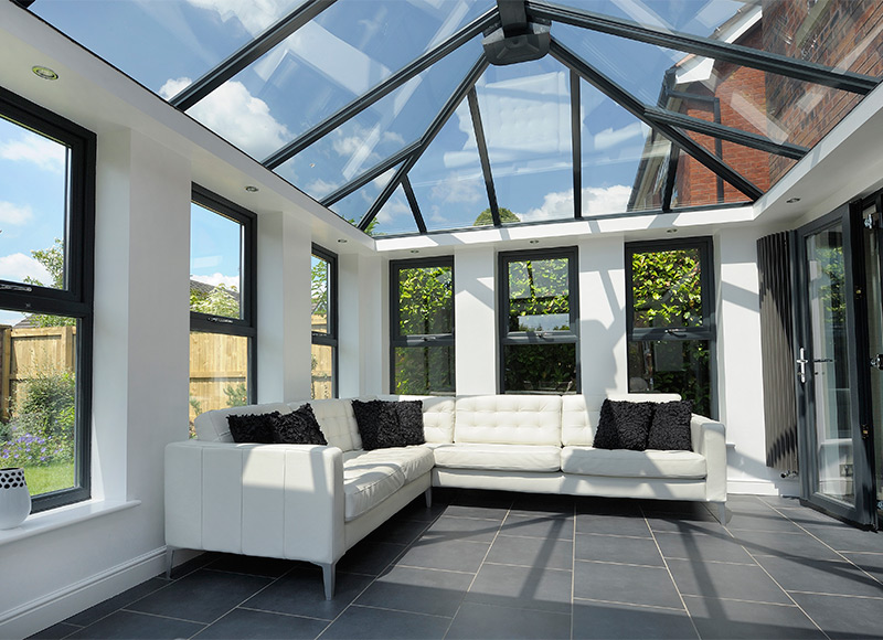 Glass To Floor Orangeries Shropshire Amp North Wales From
