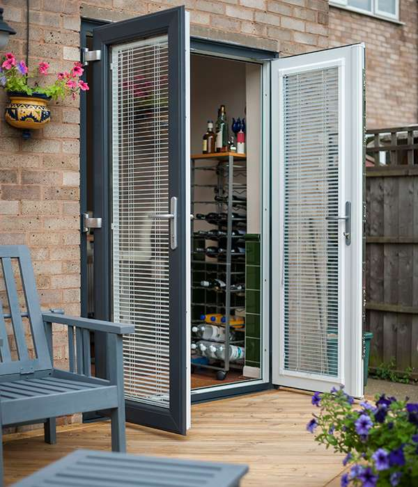 French Doors Shropshire North Wales Replacement French Doors