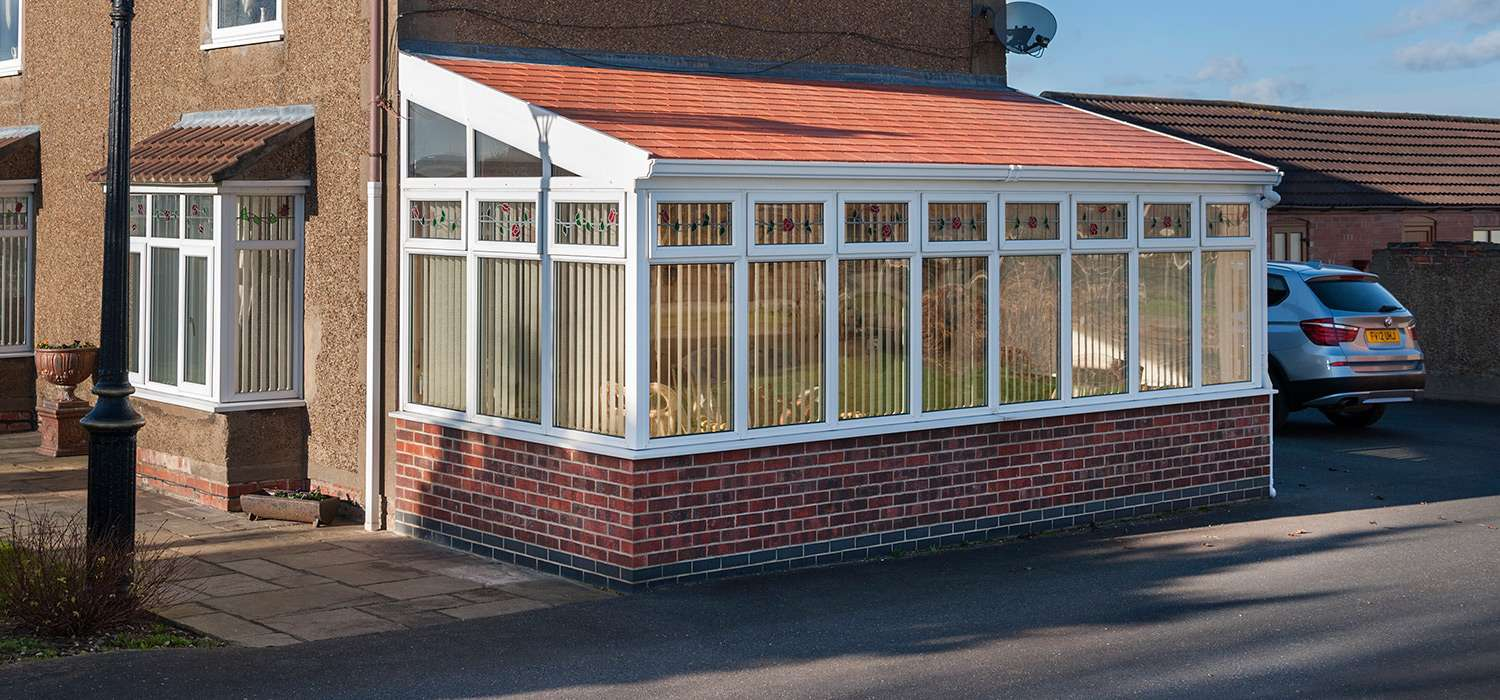 Solid Roof For Lean To Conservatories Shropshire Amp North